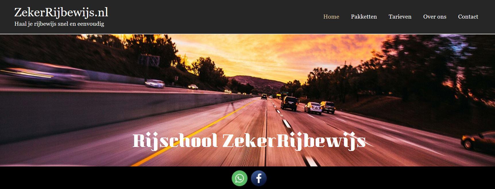 Rijschool zekerrijbewijs Arnhem